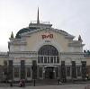 Железнодорожные вокзалы в Козельске
