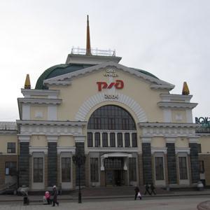 Железнодорожные вокзалы Козельска